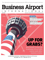 Business Airport International Magazine April 2017