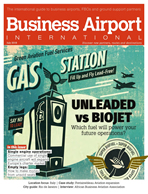 Business Airport International Magazine July 2016