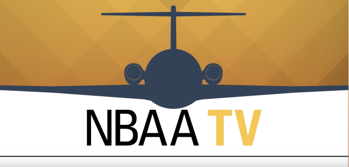 NBAA-BACE 2018 – take a behind-the-scenes tour of the event!