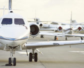 Why is used business jet inventory likely to increase?