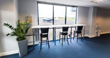 Gloucestershire Airport unveils site renovation