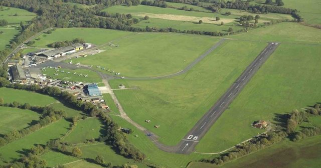 Fairoaks Airport campaigners call on UK government to protect its airfield