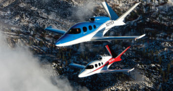 Cirrus Aircraft unveils second generation Vision Jet