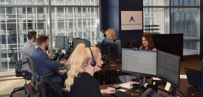 Air Charter Service opens new office in Atlanta