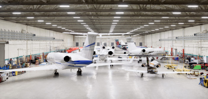 Clay Lacy Aviation opens new MRO facility at Van Nuys