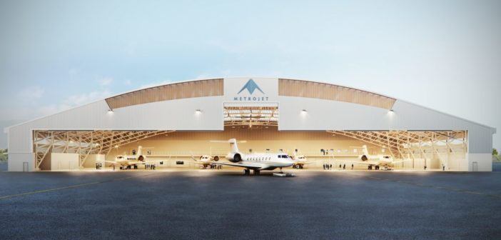 Metrojet breaks ground on maintenance facility in the Philippines