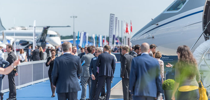 EBACE2019 prepares to welcome over 13,000 visitors