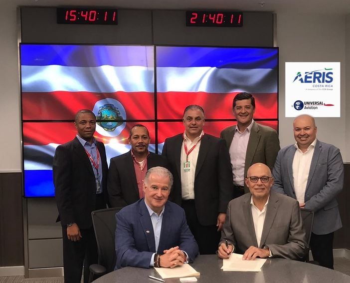 Universal Aviation To Build And Manage Costa Rica S First General Terminal