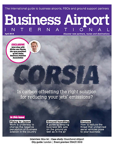 Business Airport International Magazine January 2019