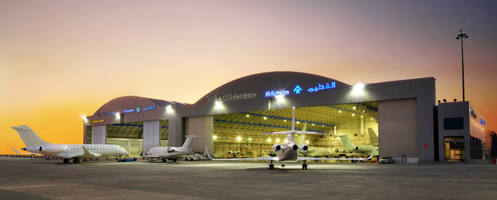 DC Aviation Al-Futtaim receives IS-BAH accreditation at Dubai South