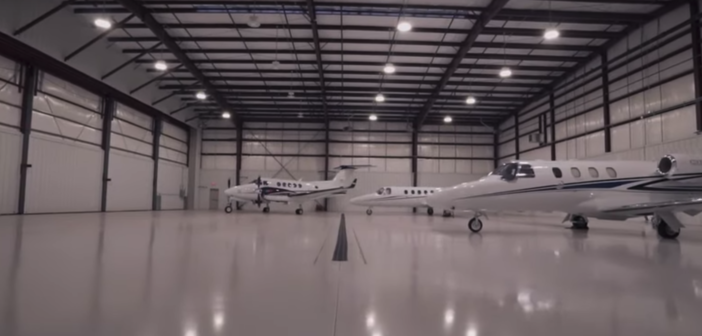 Video: McKinney Airport celebrates successful operations