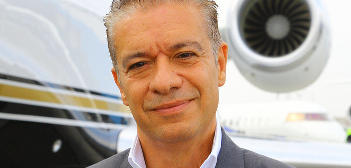 George George Galanopoulos, managing director at Luxaviation UK