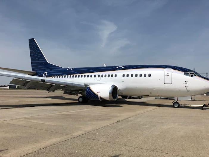 KlasJet expands fleet with Boeing 737-500 | Business ...