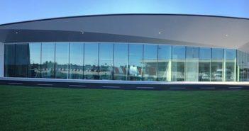 Newterminal at Milan Malpensa International Airport