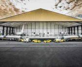 Take a tour of Million Air Medford's 280ft wide hangar