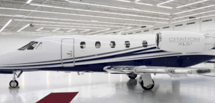 Heron Aviation adds Cessna Citation XLS+ to its charter fleet