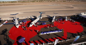 Embraer Exec Jets Demo fleet