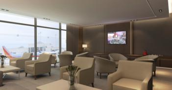 Riyadh FBO crew lounge