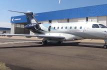 First autonomous aircraft test in a business jet