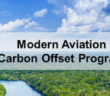 Modern Aviation Carbon Offset Program