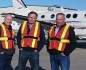FBO conversion starts at Red Deer Airport in Canada