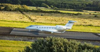 Gulfstream begins G500 deliveries to Europe