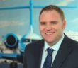Matthew Purton, ACS's Group commercial jet director has seen a huge surge in demand for charter flights after Euro 2020 draw