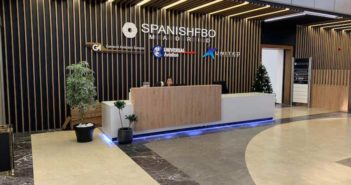 The newly renovated general aviation terminal at Madrid Barajas Airport