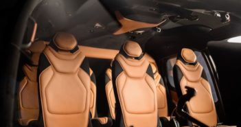 Airbus Corporate Helicopters has revealed a special edition of the ACH130 helicopter developed with luxury car company Aston Martin