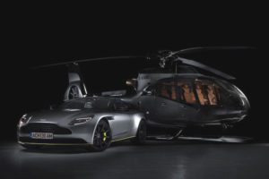 Airbus Corporate Helicopters has revealed its ACH130 Aston Martin Edition