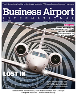 Business Airport International Magazine - January 2020