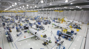 HondaJet at Piedmont Triad International Airport is one of 200 aerospace companies in North Carolina