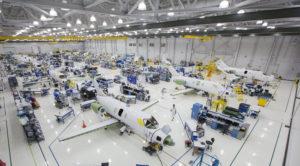 HondaJet at Piedmont Triad International Airport is one of 200 aerospace companies in North Carolina