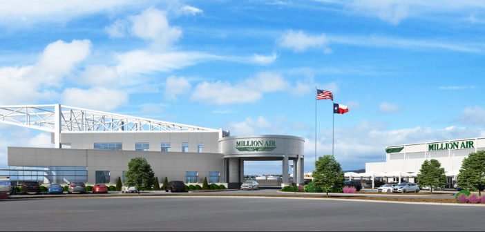 Million Air has announced a new fixed-based operator (FBO) will be coming to El Paso International Airport (ELP) making it the 5th Million Air in Texas