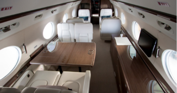 Jet Aviation has announced that it has added a Gulfstream G550 to its aircraft management and charter fleet in EMEA and Asia