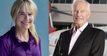 Gerald M. Holland, founder of Sheltair Aviation has announced that Lisa Holland has been appointed to the position of president of Sheltair Aviation
