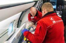 FAI aero-ambulance