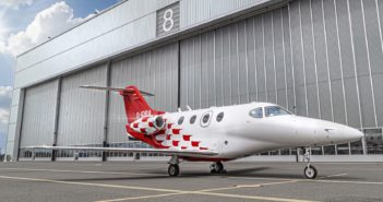 German special mission and VIP-charter operator FAI rent-a-jet, has acquired its second Premier 1A jet aircraft