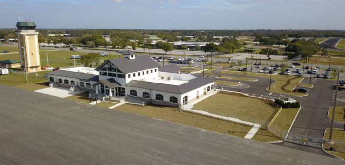 Sheltair Aviation has opened the main terminal at Ocala International Airport (OIA), in partnership with the City of Ocala