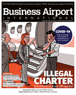 Business Airport International Magazine - April 2020