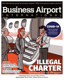Business Airport International Magazine - January 2020