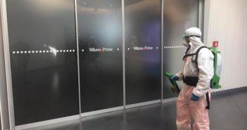 Malpensa Prime Sanitization