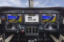 Heavily instrumented cockpit