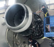 MRO station of Hong Kong-based Metrojethas been busy with engine changes, base maintenance, modification programs and aircraft disinfection projects throughout the pandemic