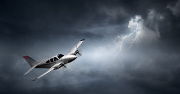 Developments in weather information technology are helping business aviation companies collaborate and innovate to improve safety