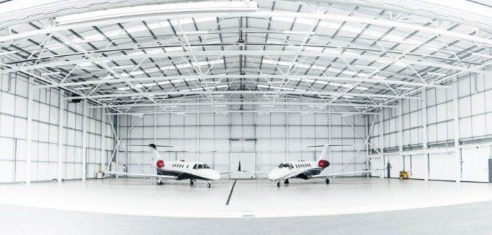 Tamarack Aerospace opens new installation centre