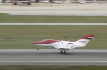 In 2019, the HondaJet Elite celebrated its status as the most delivered aircraft in its class for the third consecutive year
