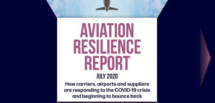 The July 2020 Aviation Resilience Report