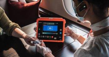VistaJet equips aircraft with passenger health monitors