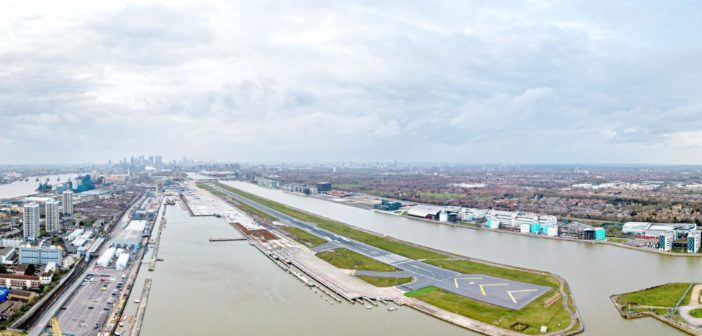 London City Airport has provided an update on its Development Programme, including a decision to temporarily pause the development at the end of this year upon completion of new aircraft stands, a full-length parallel taxiway and new passenger facilities